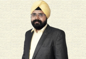 Jagdeep Singh, Chief Information Security Officer,  Rakuten India